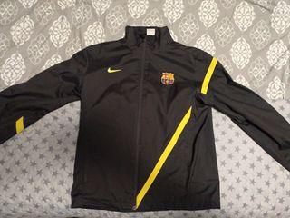 chaqueta fc.barcelona
