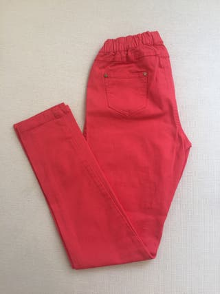 Pantalon coral. Talla 40.