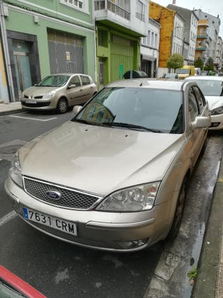vendo o cambio ford mondeo