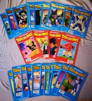 Dragon Ball Coleccion 25 comics (Años 90)