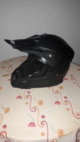 casco de motocross enduro yema