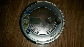 Lector cd-mp3 Sony D-NE711