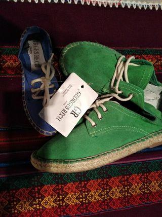 zapatos NUEVOS de niños o niñas marca a 17€