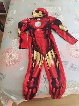 Dizfraz Iron Man