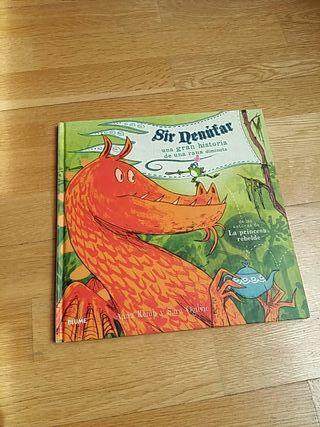 Libro cuento ilustrado