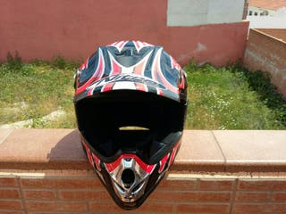 Casco Cross Nitro