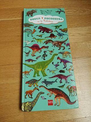 Libro ilustrado dinosaurios