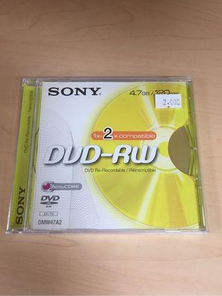DVD-RW SONY
