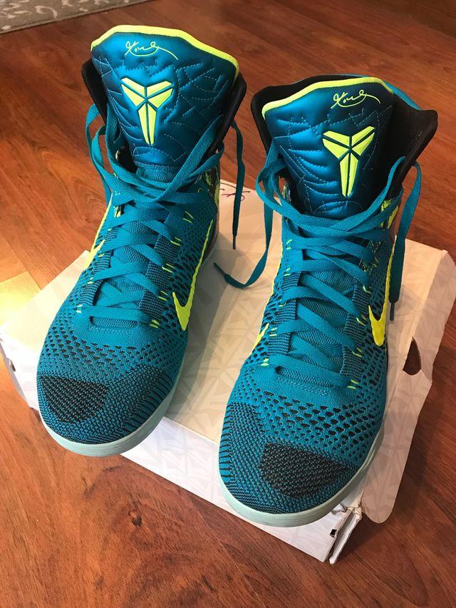 784746d2528 ... Zapatillas baloncesto Nike Kobe 9 elite (47