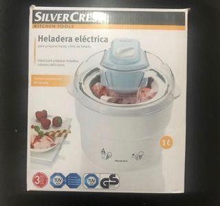 Maquina de hacer helado