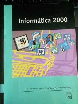Libro informática editorial Casals