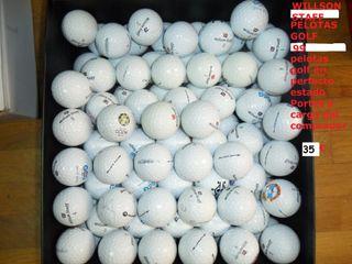 1.400 pelotas de golf varias marcas