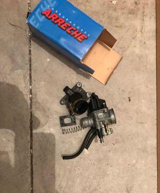 Carburador 12,5 yamaha tzr50