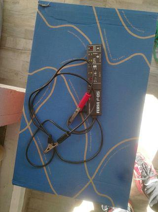 comprobador de bateria ferve f85