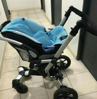 carro bebé 3 piezas Concord Neo y patinete
