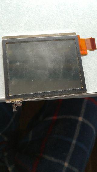 pantalla inferior nintendo ds Lite