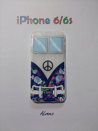 Carcasa iPhone 6 Furgoneta Volkswagen