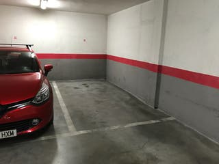 Alquilo plaza de garage