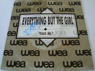 """EVERYTHING BUT THE GIRL-.""""TAKE ME""""- SINGLE VINILO"""