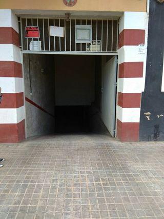 Se Vende Plaza de Garaje.