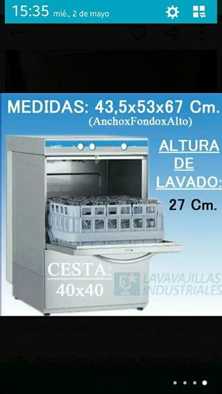 Lavavajillas industrial Elettrobar