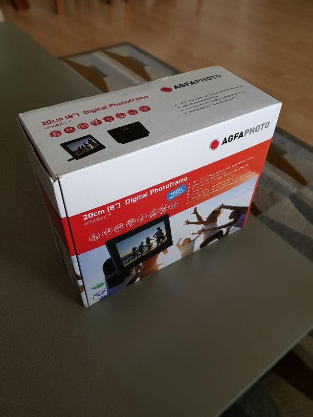 Vendo marco digital AgfaPhoto SIN ESTRENAR de segunda mano por 39 ...
