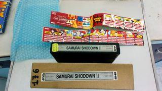 samurai shodown 2 kit mvs