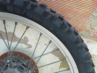 rueda para motos de cros