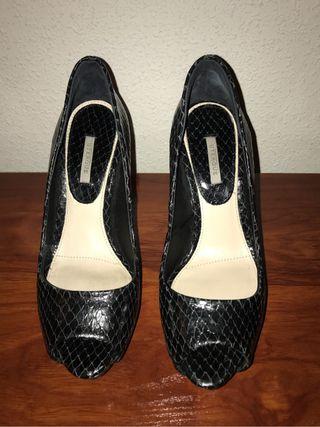 Zapatos mujer uterqüe!!! OPORTUNIDAD!!!!!