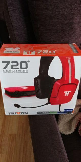 auriculares triton 720+