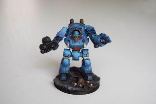 Forgeworld Contemptor Marines Espaciales 40k/30K