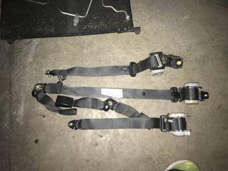 Cinturones traseros accord