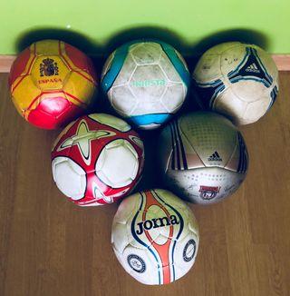 Pelotas fútbol