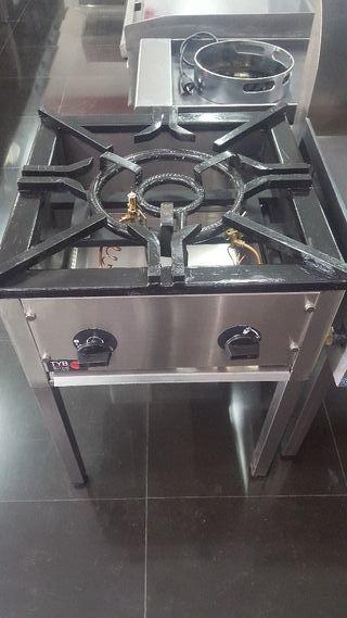 Plancha Industrial De Cocina De Segunda Mano Por 170 En