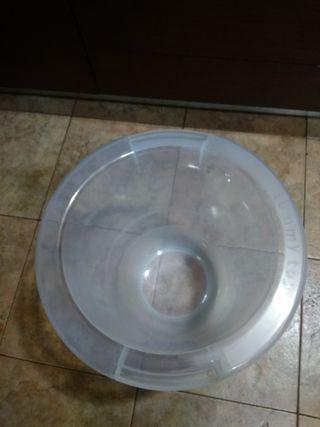 Bañera tummy tub baineratxoa