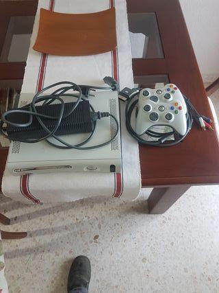 xbox 360, kinect y 10 juegos.