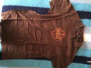 Camiseta hurley marron