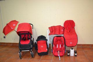 Pack bugaboo + maxicosi