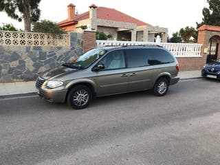 Chrysler Grand Voyager 2006 2.8 AUTOMATICA