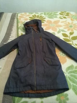 chaqueta de nieve burton