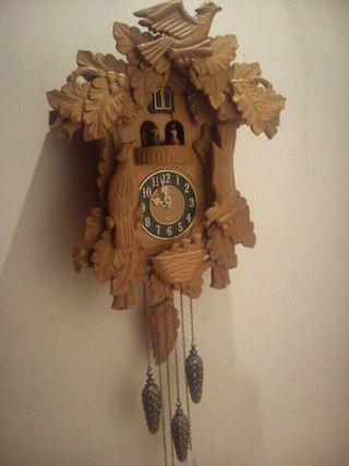 reloj colgar