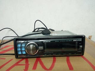 Radio Alpine,altavoces y etapa