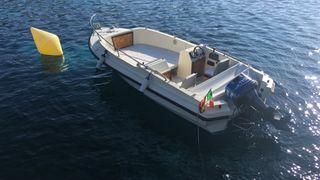 Barca motor 6 metros
