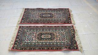 dos alfombras
