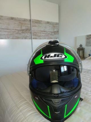 casco moto hjc