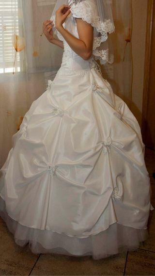 Vestido para novias