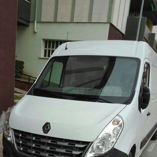 furgoneta Renault Master 2014
