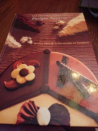 libro de decoracion pasteleria