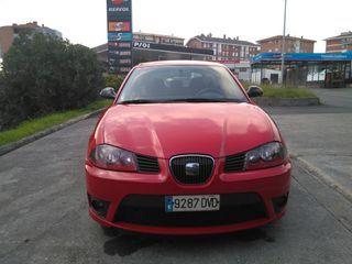 SEAT Ibiza cupra TDI 160cv del 2006 aceptan cambio