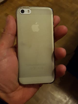 Iphone 5s 16 gigas perfecto estado